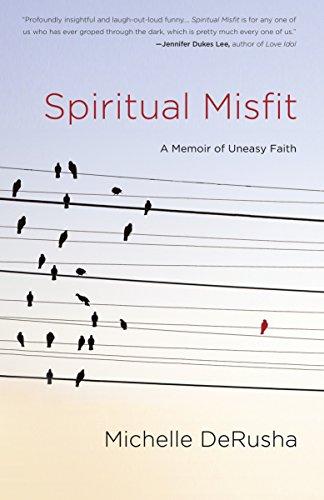 9781601425324: Spiritual Misfit: A Memoir of Uneasy Faith