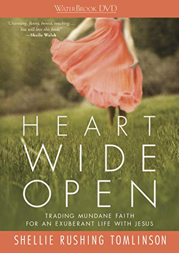 9781601427175: Heart Wide Open DVD: Trading Mundane Faith for an Exuberant Life with Jesus
