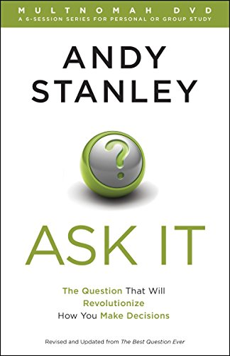 9781601427205: Ask It DVD: The Question That Will Revolutionize How You Make Decisions