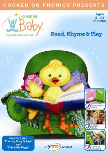 9781601433718: Hooked on Baby: Read, Rhyme and Play