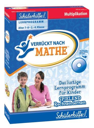 9781601434456: Verrückt nach Mathe. Multiplikation: Schülerhilfe Lernprogramm