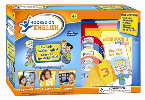 9781601437525: Hooked on English Deluxe Edition (Hooked on Phonics)