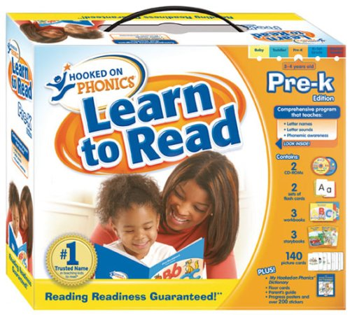 9781601437648: Learn to Read PreK Edition
