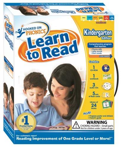 9781601438720: Learn to Read Kindergarten Edition
