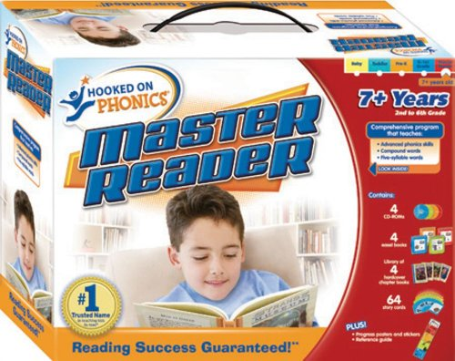 9781601438775: Hooked on Phonics Master Reader