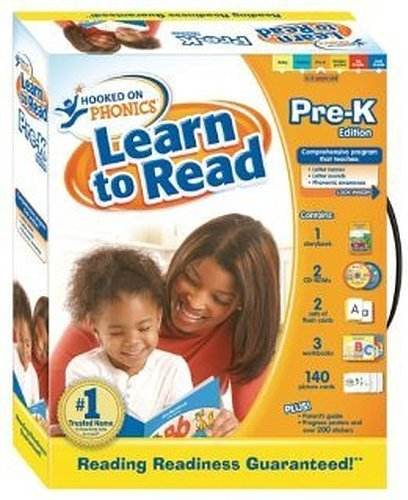 9781601439420: Hooked on Phonics Learn to Read, Pre-K Edition