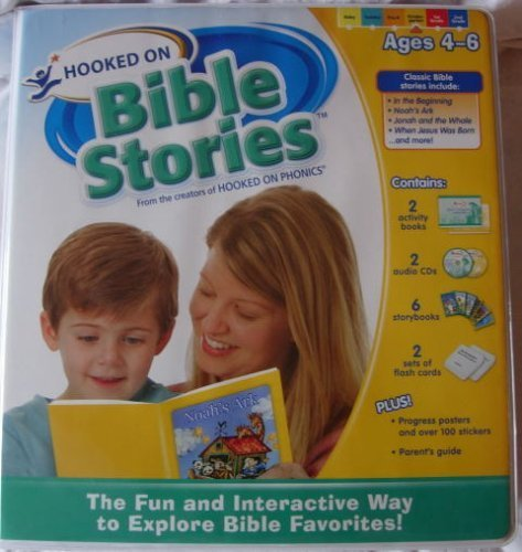 9781601439505: Hooked on Bible Stories
