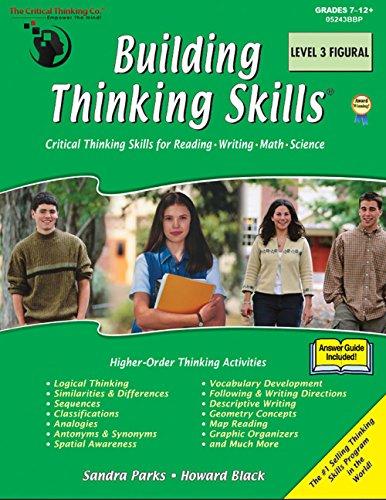 9781601441584: Building Thinking Skills, Level 3 Figural