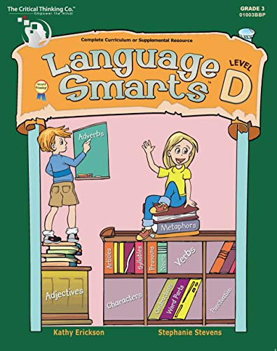 9781601441607: Language Smarts Level D - Reading, Writing, Grammar, and Punctuation for Grade 3