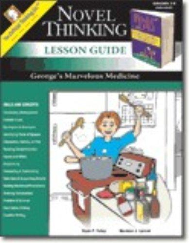 9781601441805: Novel Thinking George's Marvelous Medicine