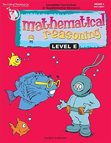 9781601441874: Mathematical Reasoning Level E