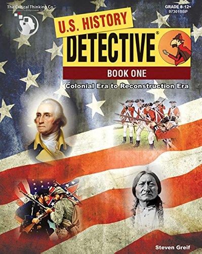 9781601442420: U.S. History Detective® Book 1