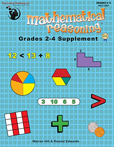 Mathematical Reasoning Grades 2-4 Supplement: Critical Thinking Company
