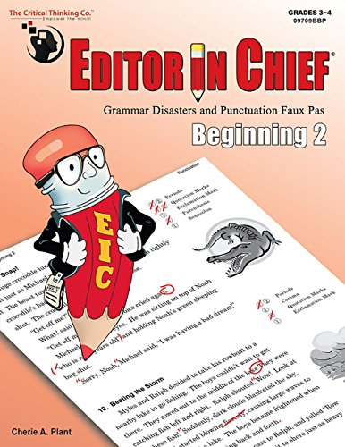 9781601445476: Editor in Chief: Beginning 2