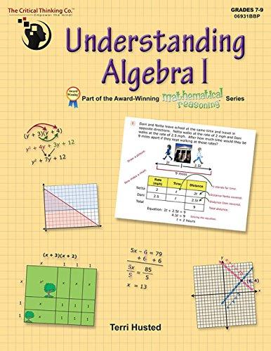 9781601447111: Understanding Algebra I