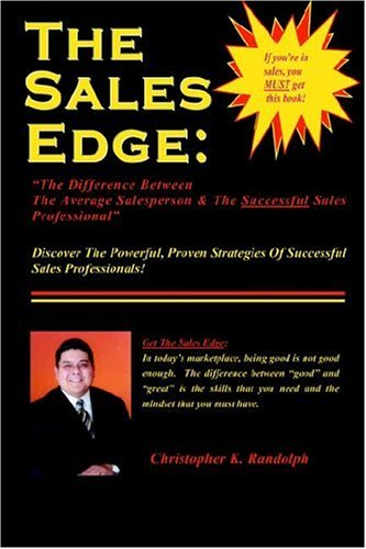 THE SALES EDGE: The Difference Between The Average Salesperson & The Successful Sales ...