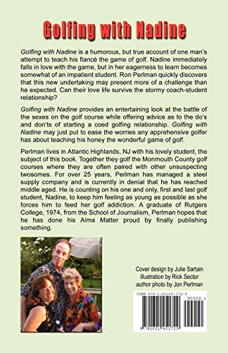 9781601451729: Golfing with Nadine: How to Survive Teaching Your Honey the Game of Golf