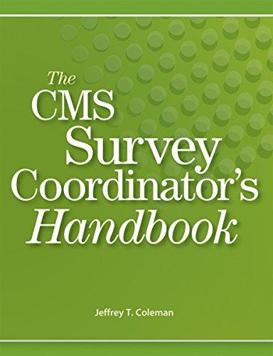 9781601461483: The CMS Survey Coordinators Handbook