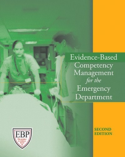 9781601461520: Evidence-Based Competency Management for the Emergency Department, Second Edition