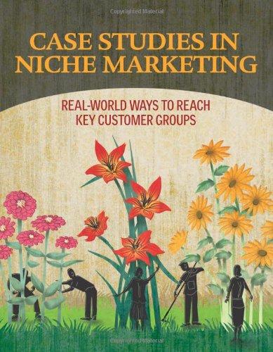 9781601462664: Case Studies in Niche Marketing: Real-World Ways to Reach Key Customer Groups