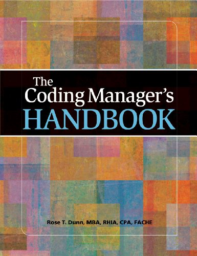 9781601463289: The Coding Manager's Handbook