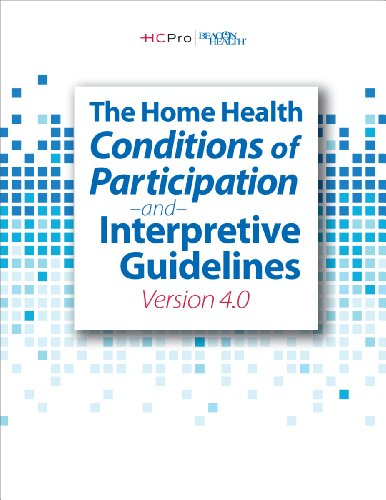 9781601469205: 2012 The Conditions of Participation and Interpretive Guidelines: Version 4.0