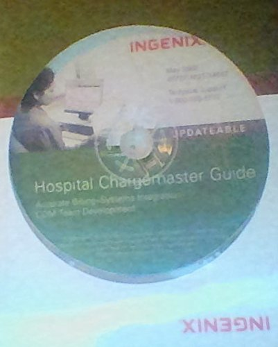 9781601510013: Hospital Chargemaster Guide eBook on CD-ROM