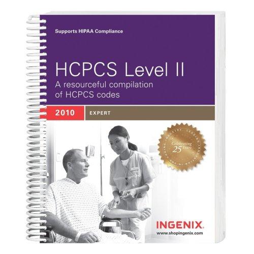 HCPCS Level II Expert: Ingenix