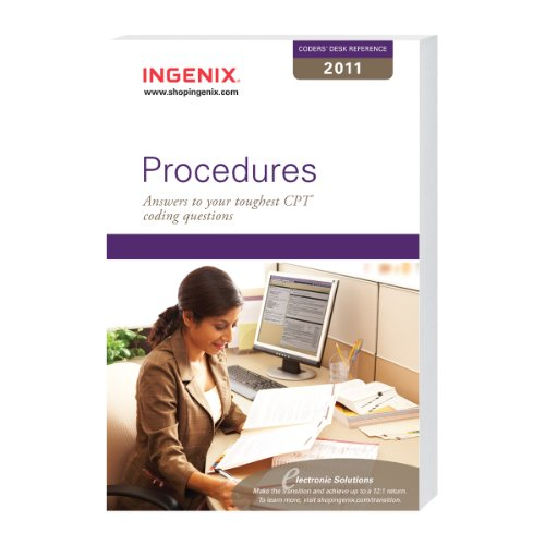 9781601514127: Coders' Desk Reference for Procedures 2011