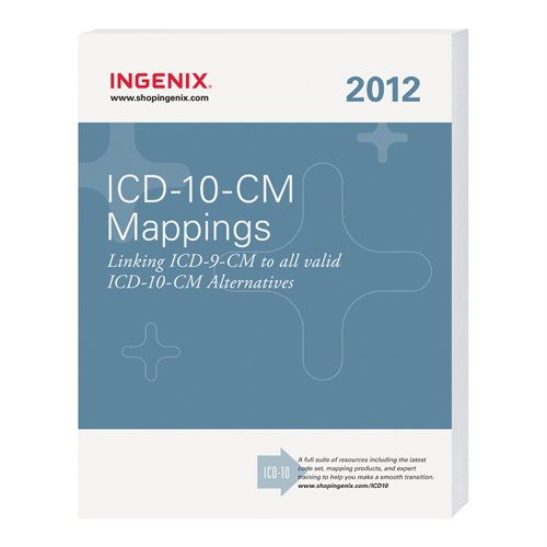 9781601515902: ICD-10-CM Mapping -- 2012
