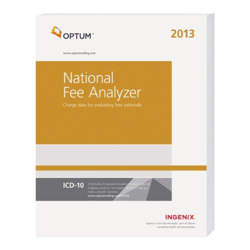 9781601516619: National Fee Analyzer 2013