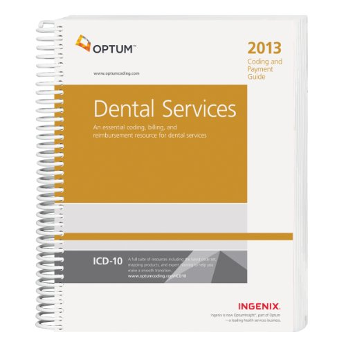 9781601517012: Coding and Payment Guide for Dental Services 2013