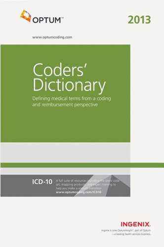 9781601517104: Coders' Dictionary 2013
