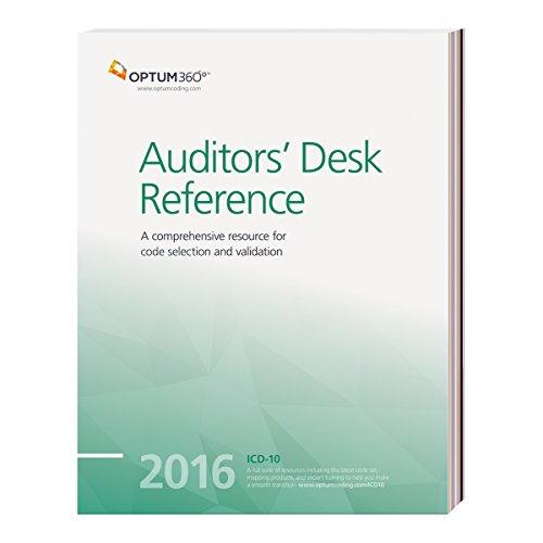 9781601517272: Auditors Desk Reference 2016