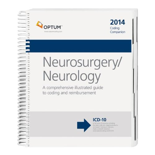 9781601518279: Coding Companion for Neurosurgery/Neurology 2014: A Comprehensive Illustratd Guide to Coding and Reimbursement