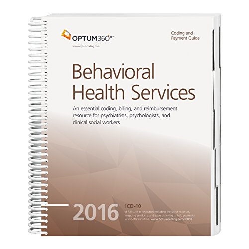 9781601518651: Coding and Payment Guide for Behavioral Health Services - 2016