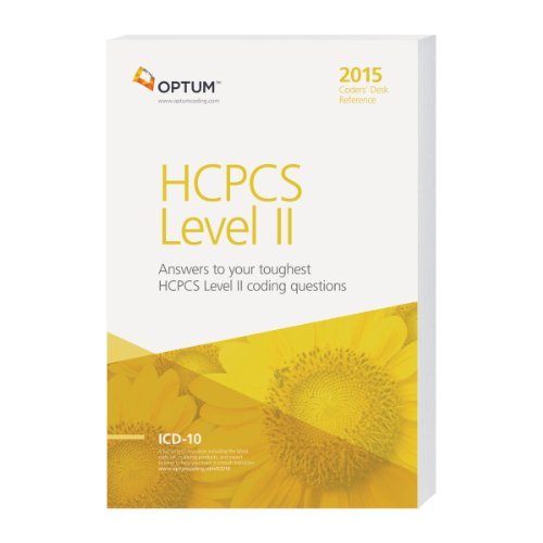 Coders Desk Reference for HCPCS -- 2015: Optum360