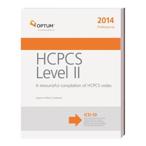 HCPCS Level II Professional (Softbound) 2014: Optum