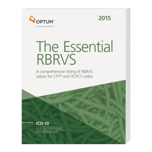 2015 The Essential RBRVS (Annual): Optum360