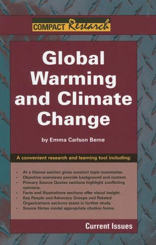 9781601520197: Global Warming and Climate Change (Compact Research)