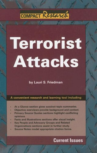 9781601520227: Terrorist Attacks: Current Issues (Compact Research: Current Issues)
