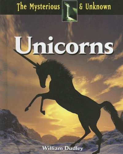 9781601520289: Unicorns (Mysterious & Unknown)