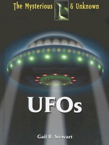 UFOs (Mysterious & Unknown): Gail B. Stewart