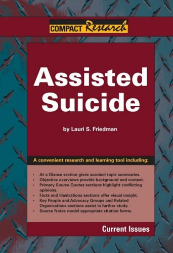 9781601520487: Assisted Suicide (Compact Research Series)