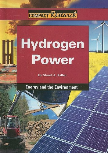 9781601520739: Hydrogen Power (Compact Research: Energy & the Environment)