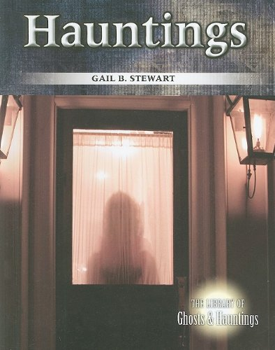 Hauntings (Library of Ghosts & Hauntings): Gail B. Stewart