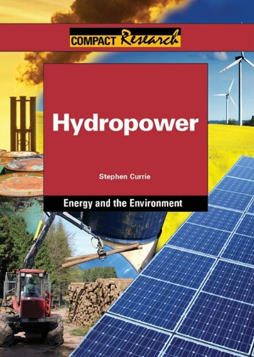 9781601521224: Hydropower (Compact Research Series)