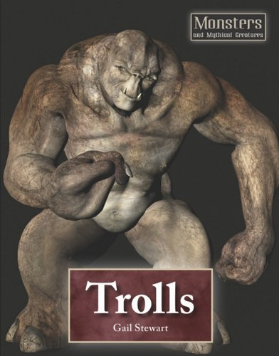 9781601521835: Trolls (Monsters and Mythical Creatures)