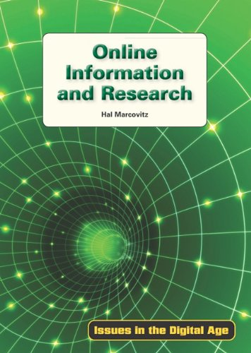 9781601521927: Online Information and Research (Issues in the Digital Age)