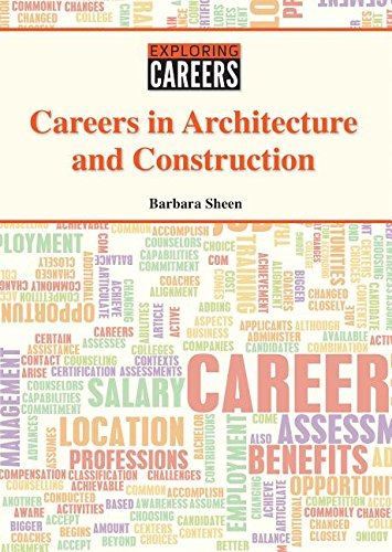 Careers in Architecture and Construction (Hardcover): Barbara Sheen